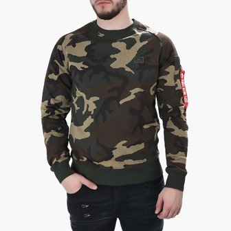 Bluza męska Alpha Industries X-Fit Sweat 158320 408