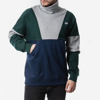 Bluza męska adidas Originals Polo Neck Sweat FM2208