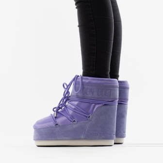 Buty damskie Moon Boot Classic Low Satin 14089300 003