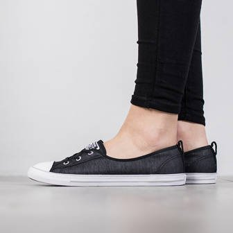 Buty damskie sneakersy Converse Chuck Taylor All Star Ballet Lace Slip 555869C