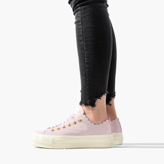 Buty damskie sneakersy Converse Chuck Taylor All Star Frilly Thrills 563500C