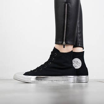 "Buty damskie sneakersy Converse Chuck Taylor All Star Hi ""Metallic Contrast"" 156763C"