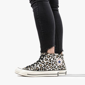 904281263c3d5 Buty damskie sneakersy Converse Chuck Taylor All Star Leopard Print 163406C