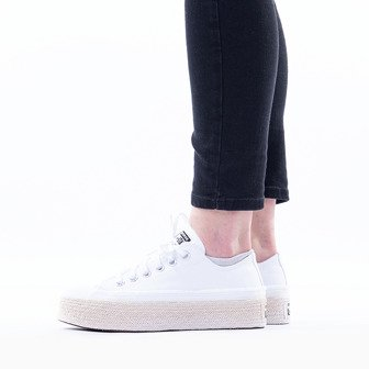 Buty damskie sneakersy Converse Chuck Taylor As Espadrille 567686C