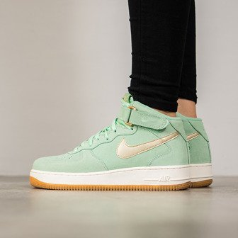 Buty damskie sneakersy Nike Air Force 1 07 Mid Seasonal 818596 300