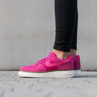 Buty damskie sneakersy Nike Air Force 1 '07 Suede 749263 601