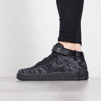 Buty damskie sneakersy Nike Air Force 1 Flyknit 818018 002