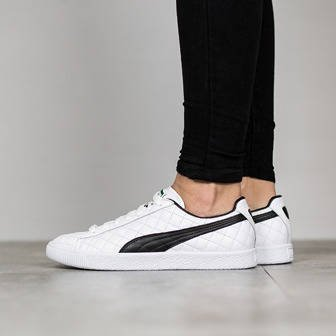 Buty damskie sneakersy Puma Clyde Dressed Part Deux FM 363636 01