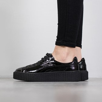 "Buty damskie sneakersy Puma Creeper x Fenty by Rihanna ""Wrinkled Patent"" 364465 01"