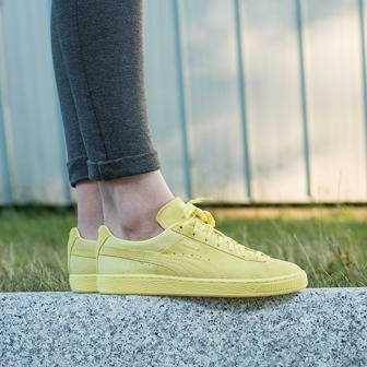 Buty damskie sneakersy Puma Suede Classic Casual Emboss 361372 07