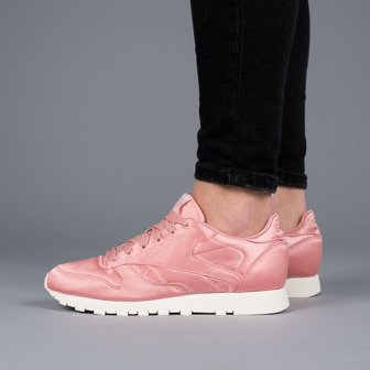 Buty damskie sneakersy Reebok Classic Leather Satin CM9800