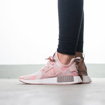 "Buty damskie sneakersy adidas Originals NMD_XR1 ""Duck Camo Pack"" Vapour Grey BA7753"
