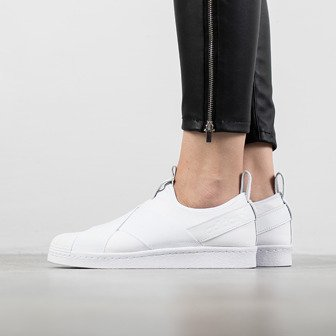 Buty damskie sneakersy adidas Originals Superstar Slip on BZ0111