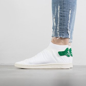 Buty damskie sneakersy adidas Stan Smith Sock Primeknit BY9252
