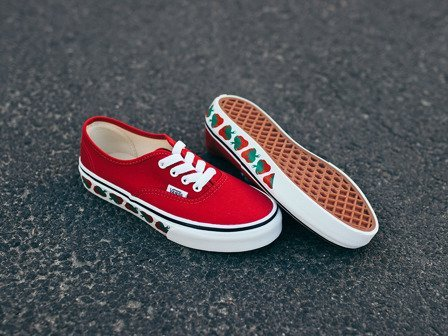 Buty dzieciece sneakersy Vans Authentic A38H3MM4