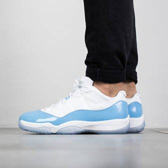 "Buty męskie sneakersy Air Jordan 11 Retro Low UNC ""University Blue"" 528895 106"