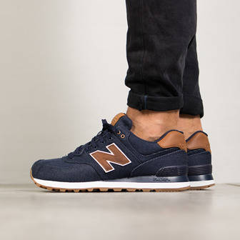 "Buty męskie sneakersy New Balance 574 ""15 Ounce Canvas Pack"" ML574TXB"