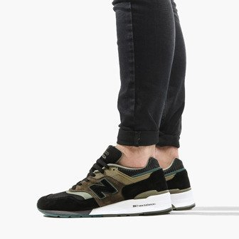 Buty męskie sneakersy New Balance Made in USA Military Pack M997PAA