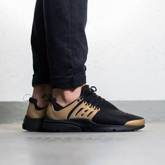 "Buty męskie sneakersy Nike Air Presto Essential ""Metallic Gold"" Pack 848187 007"