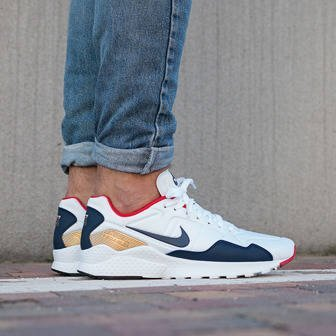 "Buty męskie sneakersy Nike Air Zoom Pegasus 92 USA ""Olympic Pack"" 844652 100"