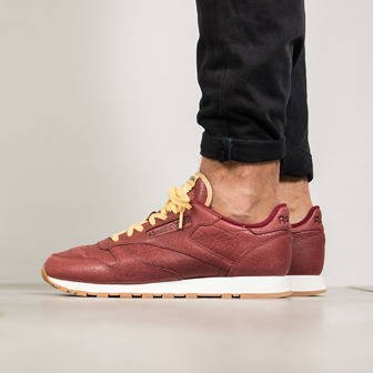 "Buty męskie sneakersy Reebok Classic Leather ""Boxing Pack"" BD4891"