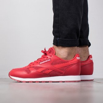 "Buty męskie sneakersy Reebok Classic Leather NM ""Primal Red"" BD4760"