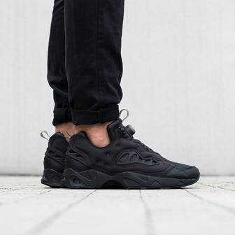 Buty męskie sneakersy Reebok Instapump Fury Road Perforated Leather AQ9978