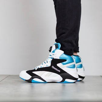 "Buty męskie sneakersy Reebok Shaq Attaq OG ""Orlando Magic"" V47915"