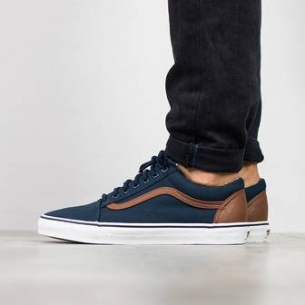 Buty męskie sneakersy Vans Authentic Old Skool Dress VA38G1MVE