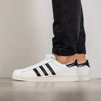 Buty męskie sneakersy adidas Originals Superstar Boost BB0188
