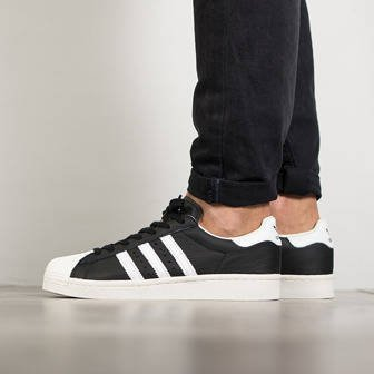 Buty męskie sneakersy adidas Originals Superstar Boost BB0189