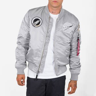 Kurtka męska Alpha Industries MA-1 VF NASA 166107 31