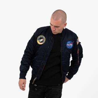Kurtka męska Alpha Industries Ma 1 Vf Nasa 166107 07