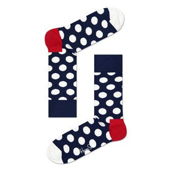 Skarpetki Happy Socks Big Dots BD01-608