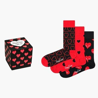 Skarpetki Happy Socks I Love You XLOV08 4300