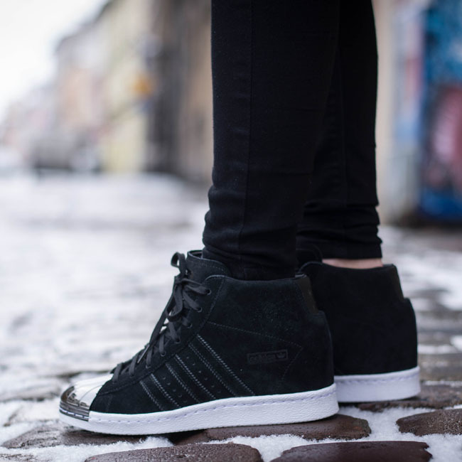 buty adidas superstar up strap