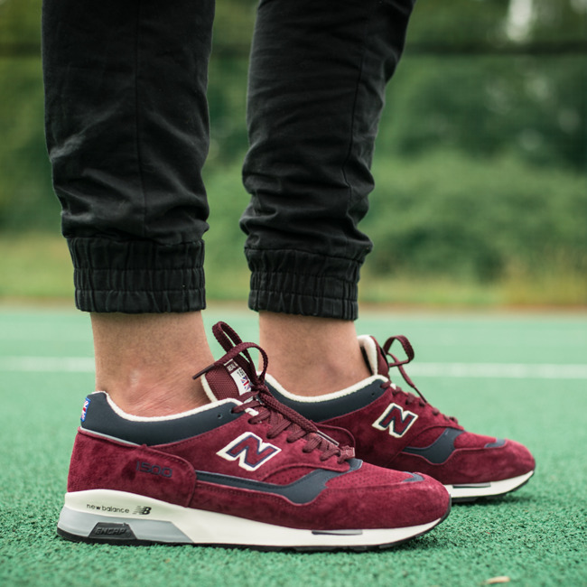 new balance 1500 bordowe
