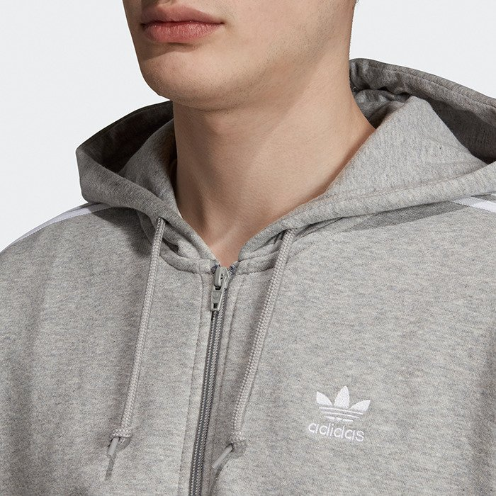 Bluza męska adidas Originals 3 Stripes Hoodie ED5969