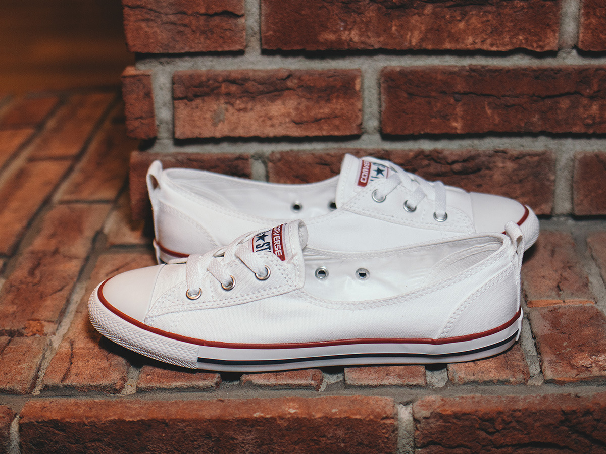 Buty damskie sneakersy Converse Chuck Taylor All Star Ballet