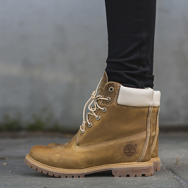 Timberland Icon Suede 6-inch damskie