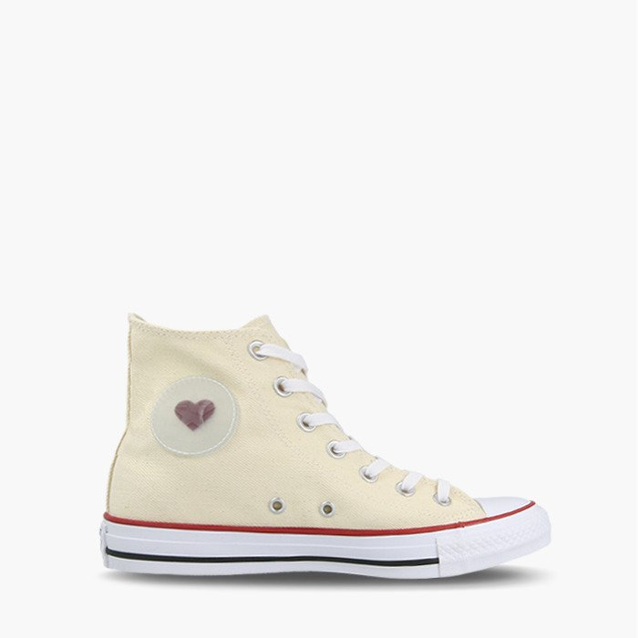a7bb2feb9a1cb ... Buty damskie sneakersy Converse Chuck Taylor All Star Denim Love  163304C ...
