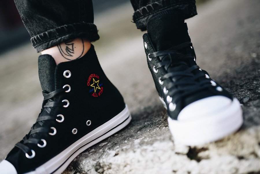 Buty damskie sneakersy Converse Chuck Taylor All Star High