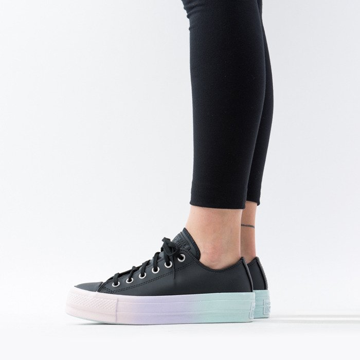 Buty damskie sneakersy Converse Chuck Taylor All Star Lift