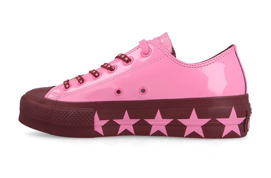 6bff57debdce1 ... Buty damskie sneakersy Converse Chuck Taylor All Star Lift Ox Miley  Cyrus 563718C ...