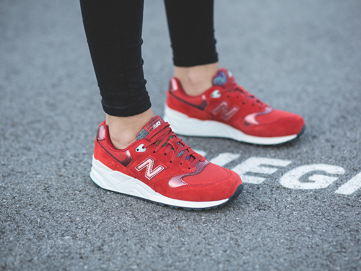 new balance 999 bordowe