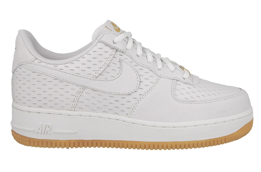... Buty damskie sneakersy Nike Air Force 1 '07 Premium 616725 104 ...