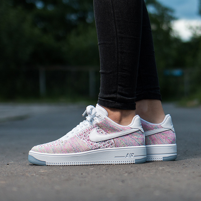 buty damskie sneakersy nike air force 1
