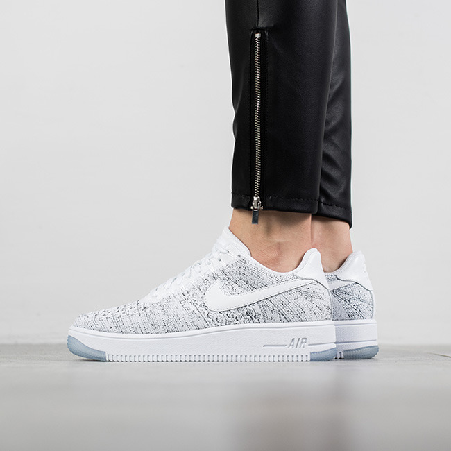 buty nike wmns air force 1 flyknit low