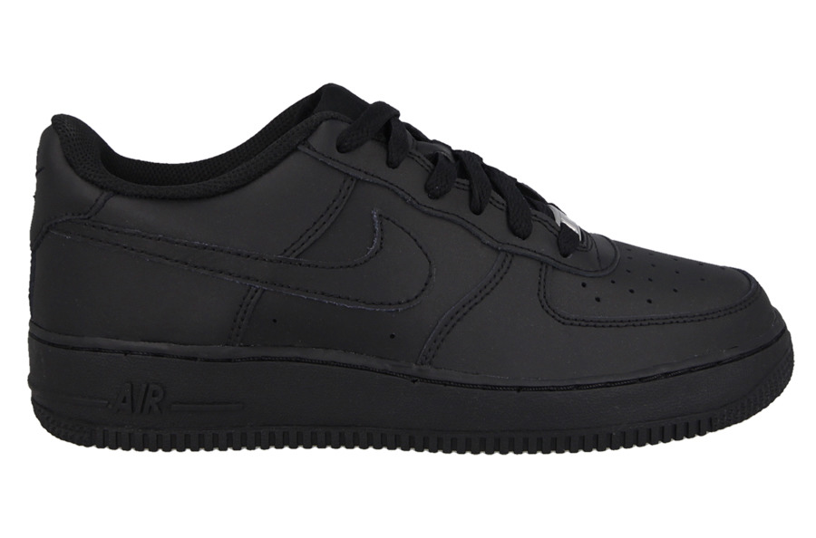 nike air force 1 low black damskie