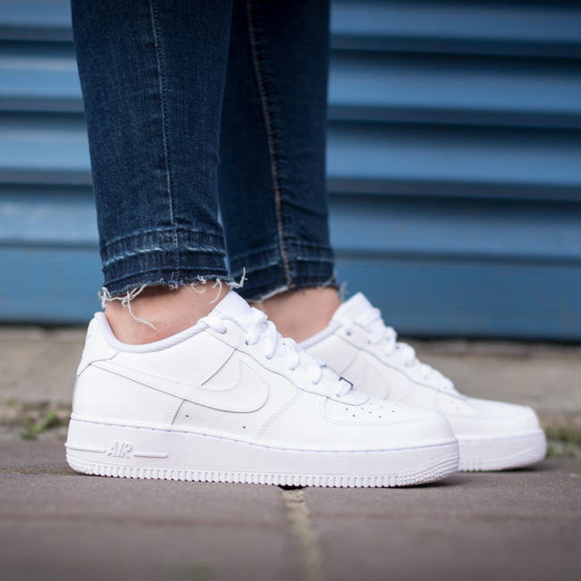 air force 1 biale damskie
